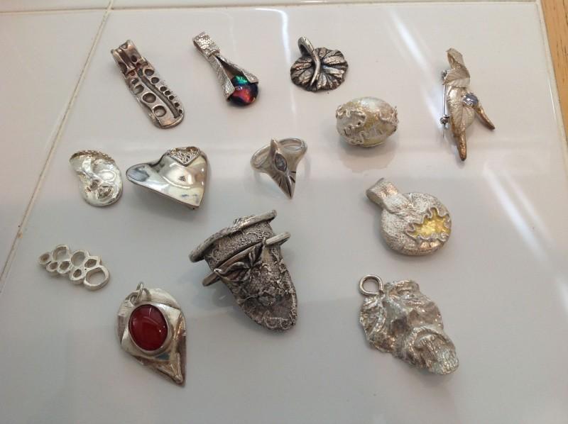 BeadLovercom Art Clay Jewelry
